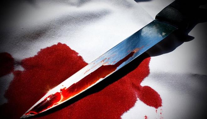 Foto: Doi fraţi, înjunghiaţi de socrul unuia dintre ei, la Medgidia