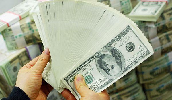 Foto: Un dolar mai slab