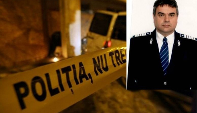 """Foto: Doliu în Poliţia Română! """"Va fi un loc gol la birou şi în suflete"""""""