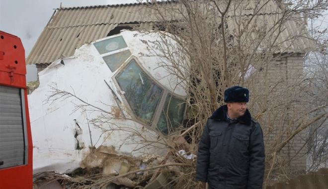 Foto: Doliu naţional în Kârgâzstan, după accidentul aviatic de luni