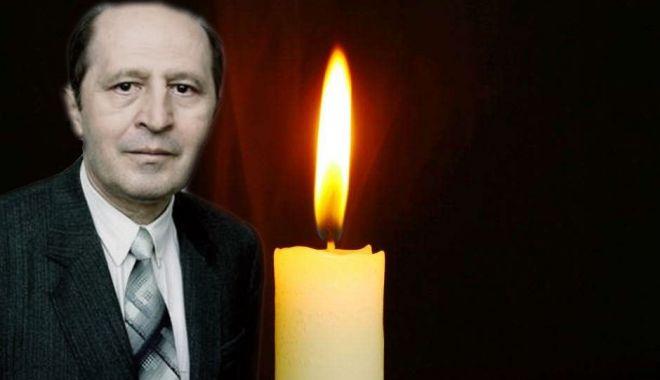 Doliu în învățământul constănțean. A murit un profesor renumit - doliu-1599472344.jpg