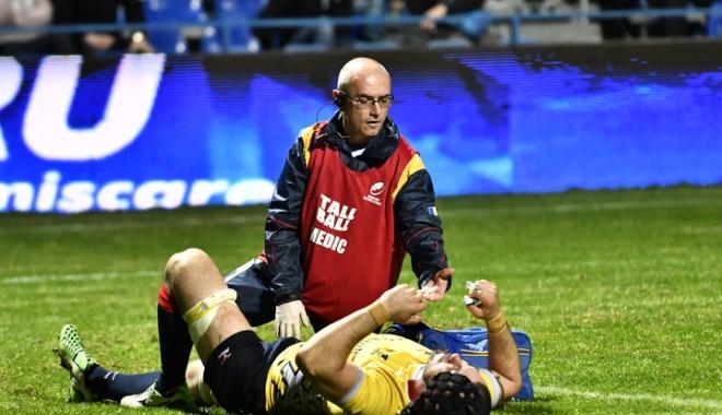 Foto: Doliu în familia rugby-ului românesc!
