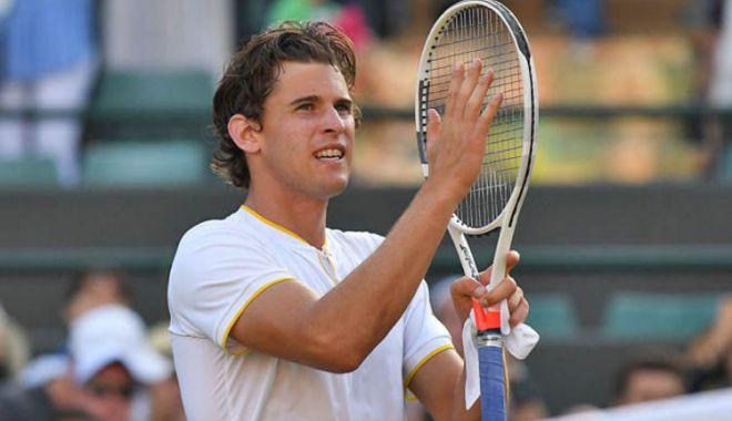 Foto: Tenis / Dominic Thiem, primul finalist la Roland Garros