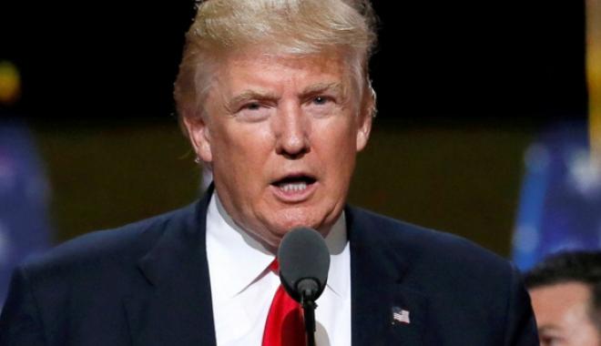 """Foto: Donald Trump: """"Niciodată,  o rachetă nord-coreeană  nu va ajunge în Statele Unite"""""""