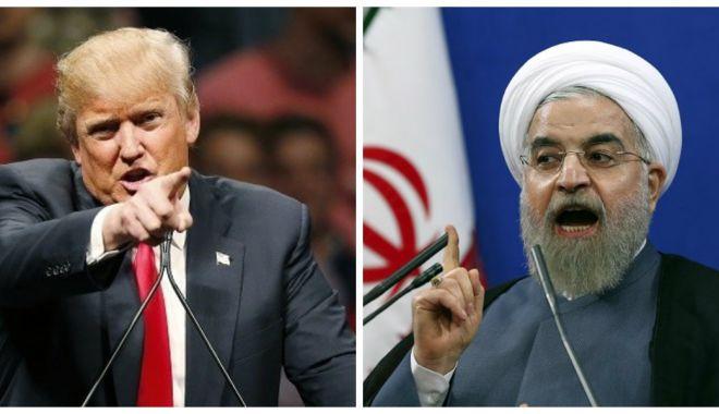 Foto: Diplomați europeni: Trump va anunța, probabil, retragerea SUA din acordul cu Iranul