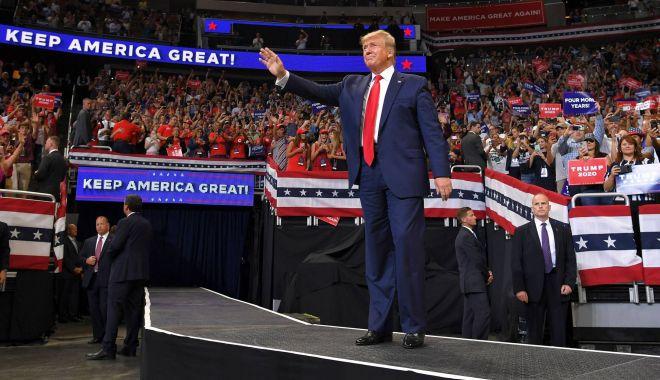 Foto: Donald Trump şi-a lansat campania pentru prezidenţialele din 2020, în Florida