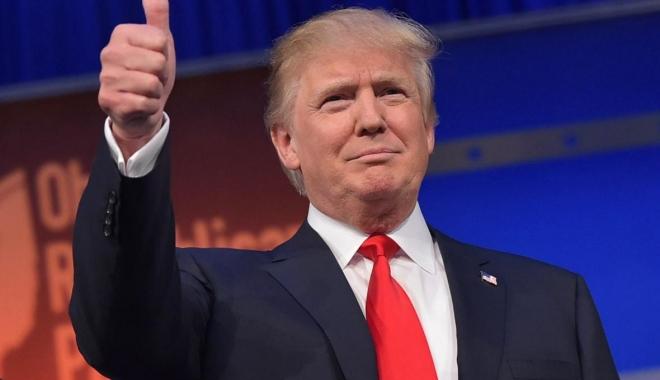 "Foto: Donald Trump: ""Germania datorează sume imense de bani NATO"""