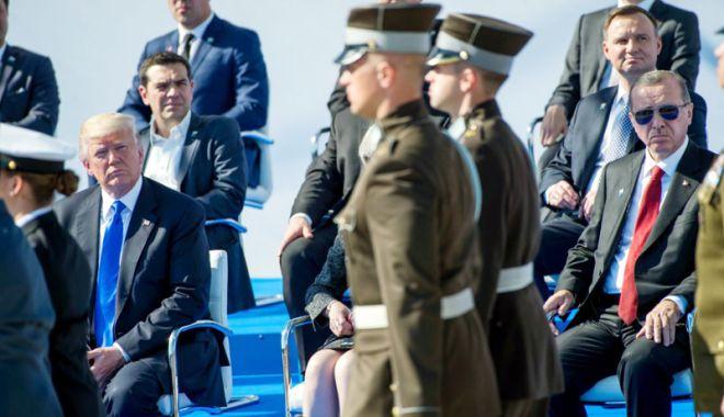 """Foto: Trump: """"NATO nu a fost  niciodată aşa puternică"""""""