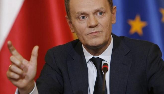 Foto: Donald Tusk a demisionat de la conducerea Guvernului polonez
