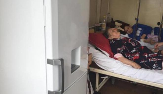 """Foto: Spitalul Judeţean Constanţa şi Spitalul """"Marie Curie"""", dotate cu 50 de frigidere"""