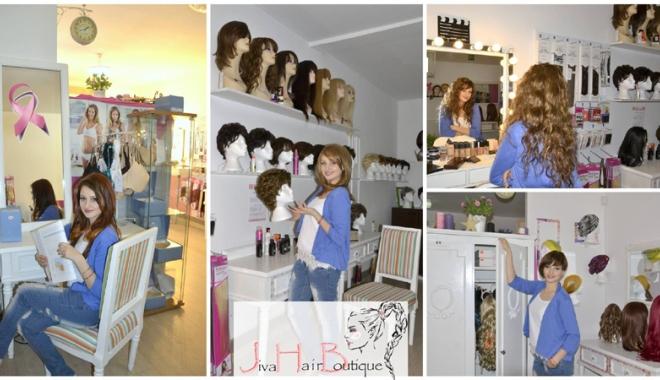 Foto: Donează-ţi părul, pentru a ajuta un bolnav de cancer!