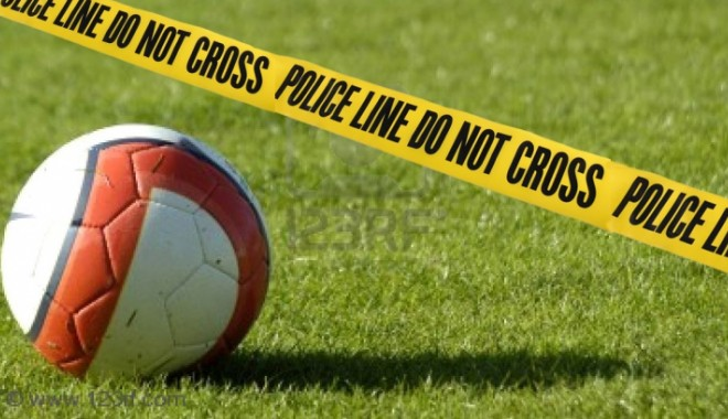 Foto: Europol a descoperit 380 de partide de fotbal trucate