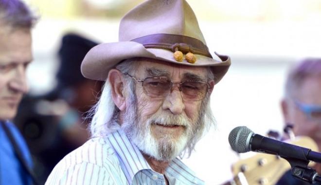 Foto: A murit o legendă a muzicii country