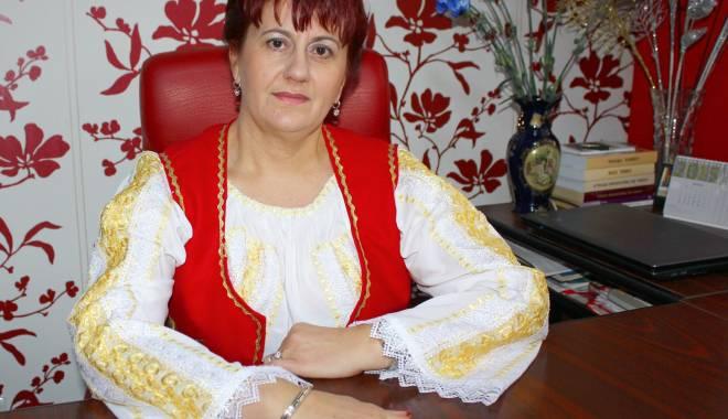 Foto: Mesajul primarului Dorinela Irimia de Ziua Naţională a României