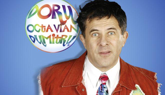 Foto: De când nu ați mai râs cu Doru Octavian Dumitru?