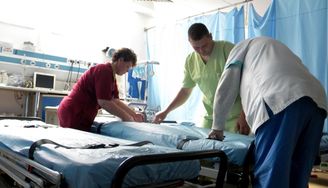 Foto: Spitalul Judeţean Constanţa s-a înnoit. Iată ce dotări au fost realizate