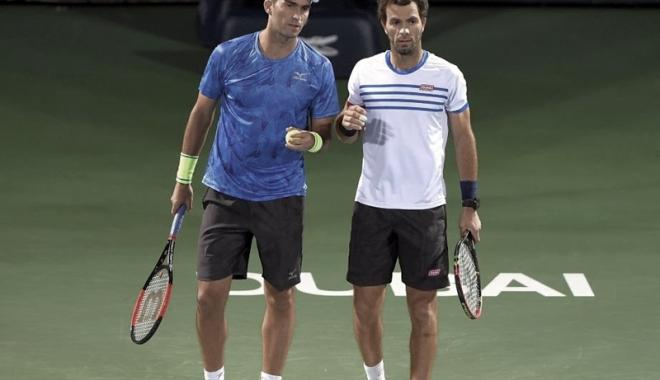 Foto: Două semifinale pentru Horia Tecău, la US Open