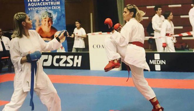 Foto: Două medalii pentru CS Farul,  la Naţionalele  de Karate