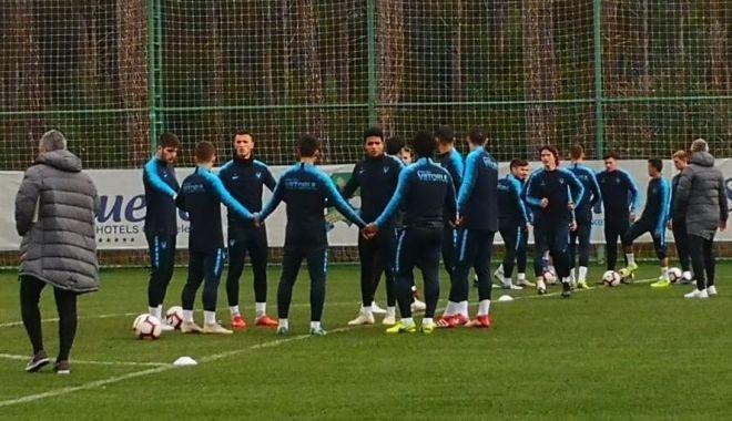 Foto: Două partide amicale pentru FC Viitorul, astăzi, în Turcia