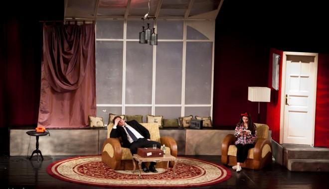 Foto: Două comedii bune pe scena Teatrului de Stat