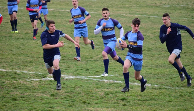 Foto: Două echipe din Constanţa, în finala Campionatului Naţional de rugby în X