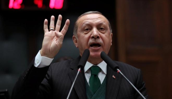 Foto: Un nou scandal zguduie Turcia! Acuzaţii grave la adresa lui Erdogan