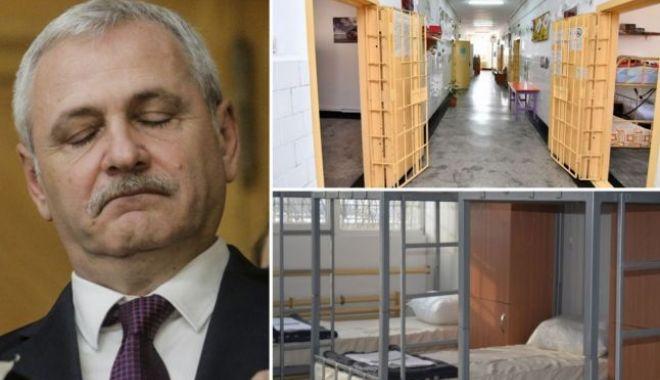 Foto: Liviu Dragnea rămâne la Rahova, în regim de detenție închis