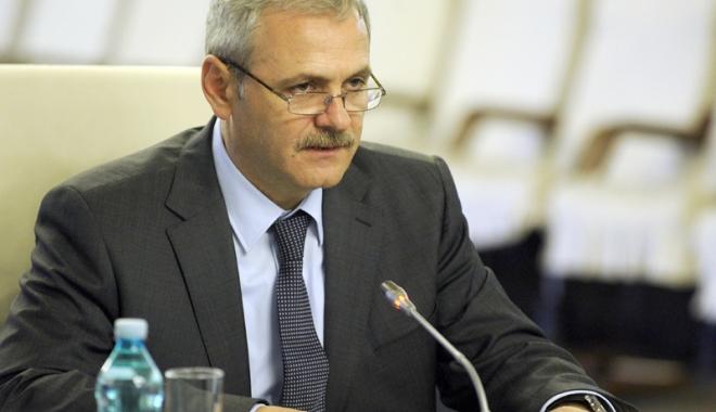 Foto: Liviu Dragnea: Când nu poţi să baţi cu arme politice PSD-ul, îl distrugi eliminând liderul