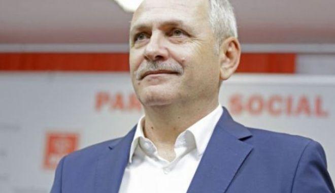 Foto: Liviu Dragnea: Documentul pentru punerea sub acuzare pentru înaltă trădare a lui Klaus Iohannis e gata