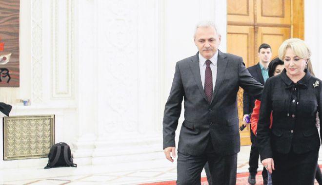 Foto: Guvernul Dăncilă, la evaluare!