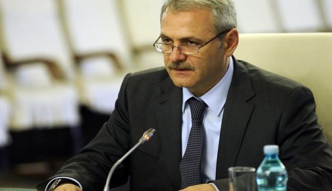 Foto: UPDATE / LIVIU DRAGNEA, ales preşedinte al CAMEREI DEPUTAŢILOR