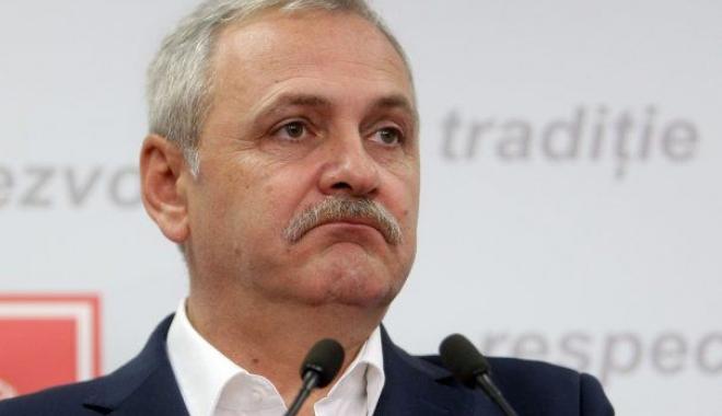 Foto: VIDEO. Liviu Dragnea, declaraţii după demisia lui Tudose