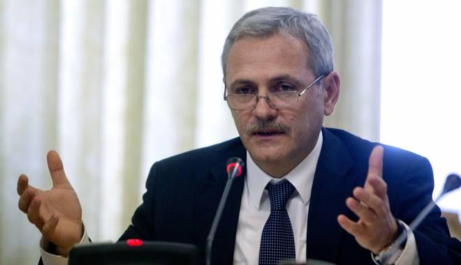 Foto: Dragnea: PSD susține în continuare majorarea salariului minim