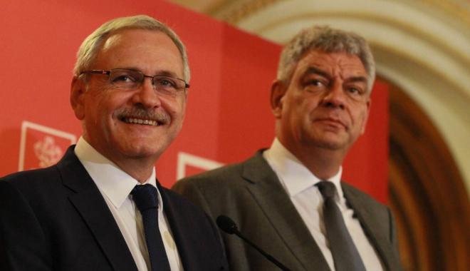 Foto: Ședință decisivă la PSD. Discuții aprinse. Tudose: Demisionez dacă votul o cere