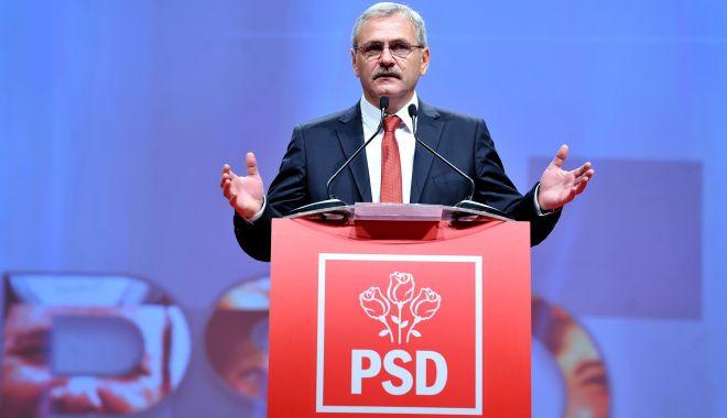 Foto: Şedinţă la PSD pentru validarea listei de candidaţi pentru alegerile europarlamentare