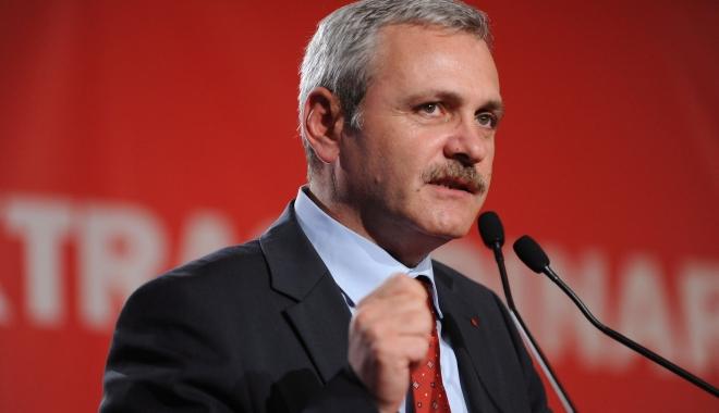 Foto: Liderii PSD, convocaţi în Comitetul Executiv. Dragnea, Grindeanu şi Tăriceanu vor semna legea salarizării unitare