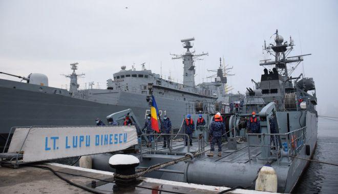 """Dragorul maritim """"Lt. Lupu Dinescu"""" a încheiat ultima misiune NATO din 2020 - dragormisiune2-1606060942.jpg"""