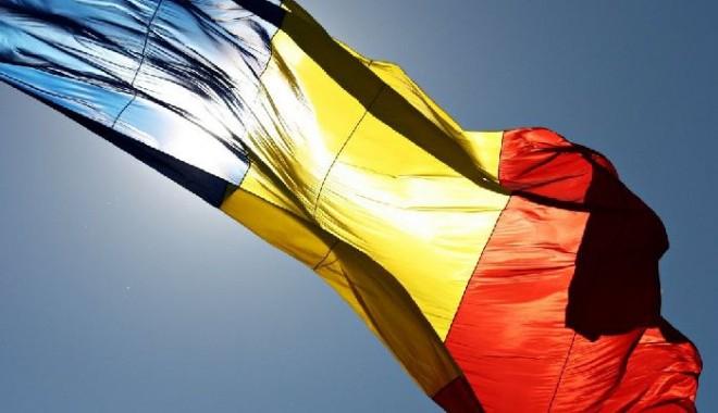 Foto: Ziua Naţională a României, sărbătorită de marinarii militari