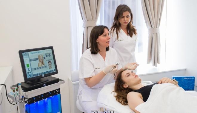 Foto: Dr. Dali Clinique Esthetique / O nouă clinică premium de remodelare corporală şi estetică facială, la Constanţa