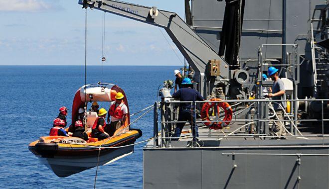 Foto: Dreptul la muncă al marinarilor români este tot mai frecvent îngrădit