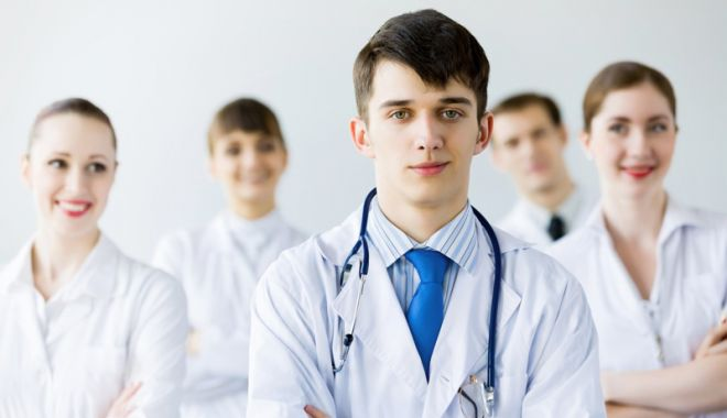 Foto: Studenţii medicinişti  insistă pe ideea  de vaccinare corectă  a populaţiei