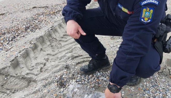"""Foto: Zeci de pachete cu cocaină, """"culese"""" de pe plaje"""