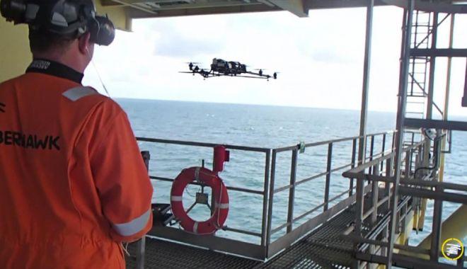 Foto: Dronele vor fi utilizate la inspecția navelor