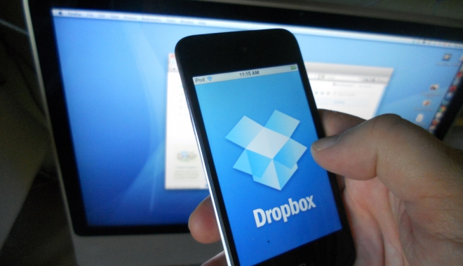 Foto: Atenţie! Probleme de securitate pentru site-ul Dropbox