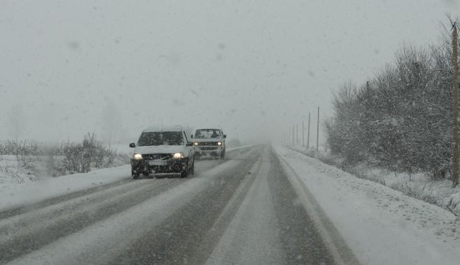 Foto: AVERTIZARE ANM DE VREME REA / Şoferi, ce trebuie să ştiţi dacă plecaţi la drum