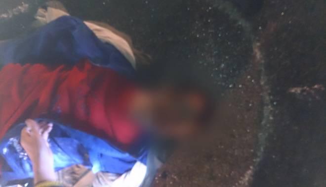 IMAGINI ȘOCANTE / Accident rutier teribil! Bărbat spulberat de mașină, mort pe loc. UPDATE - dsc0044-1424894707.jpg
