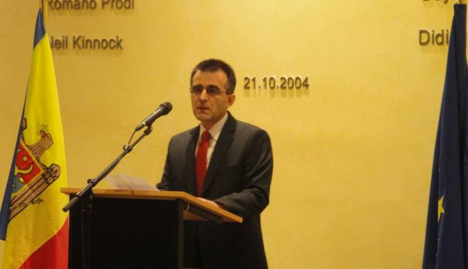 Foto: Republica Moldova va avea un nou ambasador în România