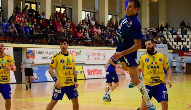 Foto: GALERIE FOTO / HC Dobrogea Sud învinge pe Potaissa. Urmează derby-ul cu Odorhei