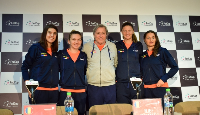 Galerie foto. Fed Cup /