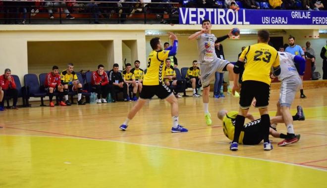 Foto: HC Dobrogea Sud, victorie cu CSM Focşani